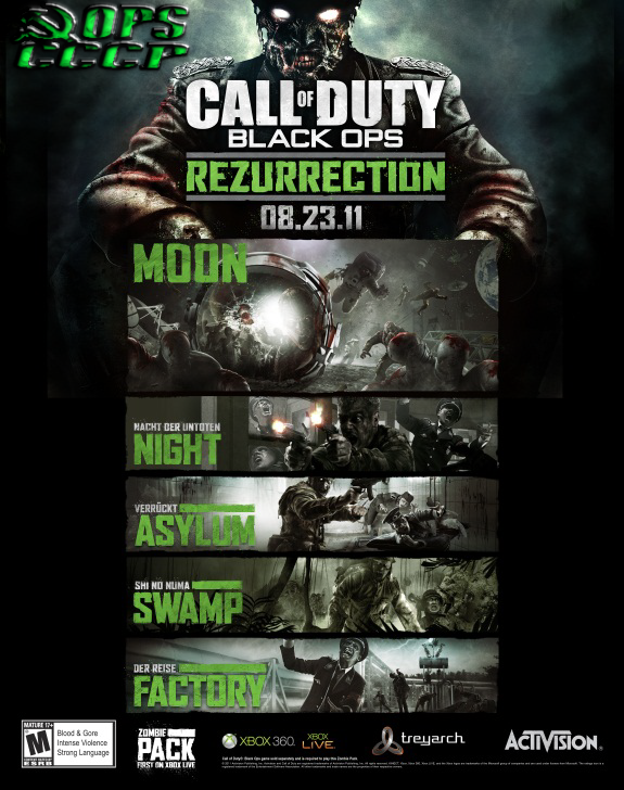 Fultoa\'s Blog About Everything: Call of Duty: Black Ops Map ...