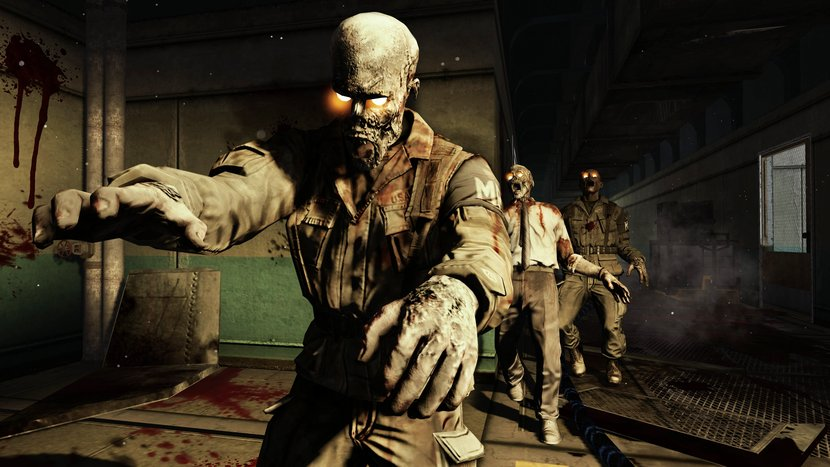 how to play nazi zombies